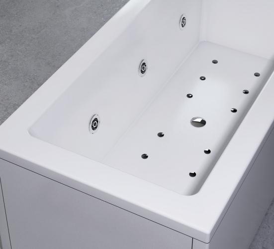 Cada de baie Quadra Model: 1800mm x 1000mm x 450mm. Poza 10864