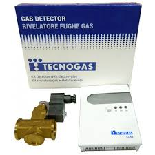 KIT DETECTOR + ELECTROV 3/4 TECNOGAZ. Poza 9935