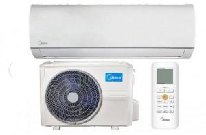 poza Aparat de aer conditionat Midea Blanc R410 / DC Inverter 9000 BTU