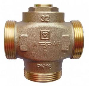 poza Vana termostatica cu 3 cai DN 25 (Herz)