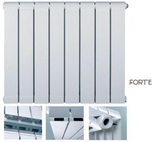 poza Elementi aluminiu ALUKAL FORTE 350 mm