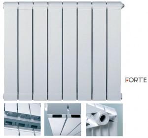 poza Elementi aluminiu ALUKAL FORTE 600 mm