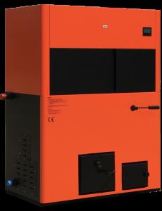 poza Cazan Biopellet Tech Ferroli 30 kw