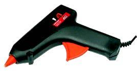 poza Pistol pentru lipit cu batoane PVC/PE Electric 11 mm 40W