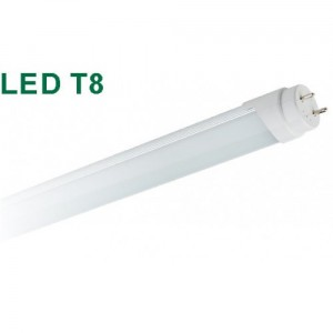 poza Tub neon cu led T8  NVC 6500K 9W