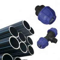 Tuburi si fitinguri PEHD pentru canalizari interioare
